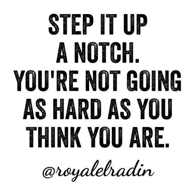 STEP IT UP A NUTBH. YOU'RE NUT GUING AS HARD AS YOU THINK YOU ARE.@