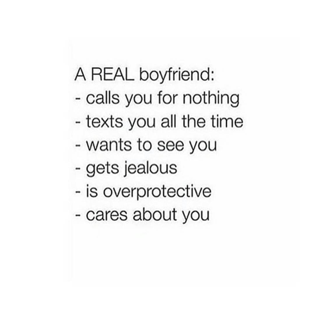 a real boyfriend would quotes - photo #23