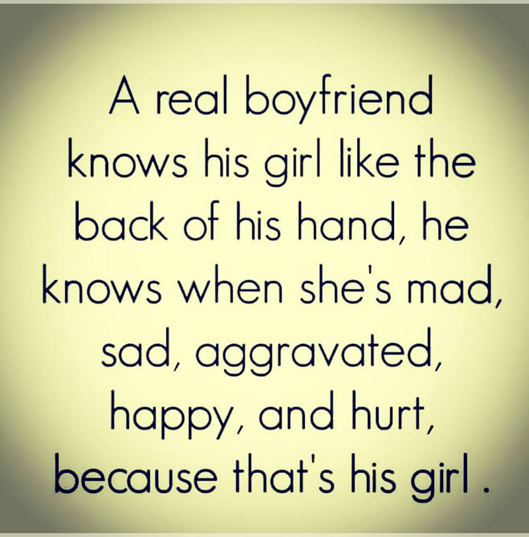 a real boyfriend would quotes - photo #16