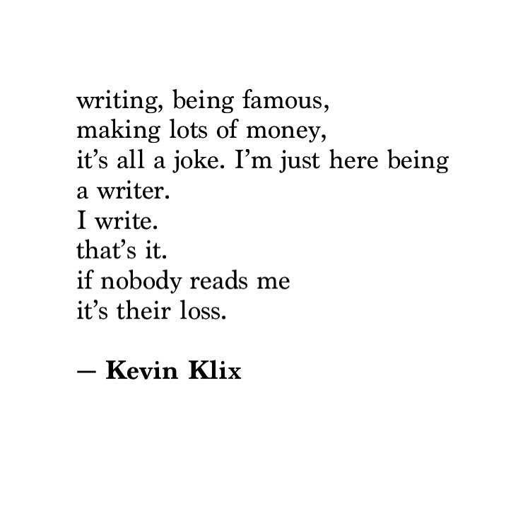 being famous essay
