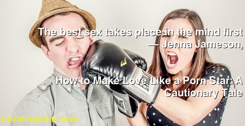 how to make love like a pornstar